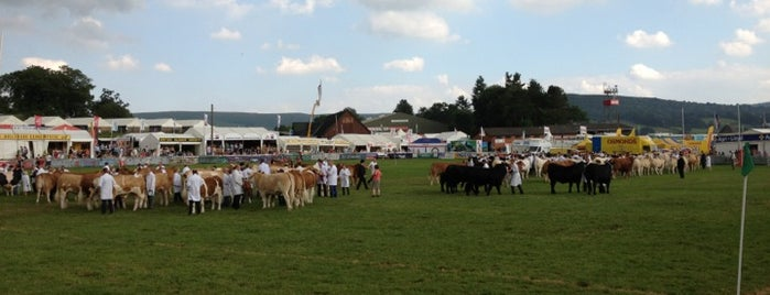 Royal Welsh Showground is one of Favourite Great Outdoors.