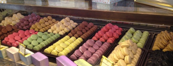 Ladurée is one of Personal favs.