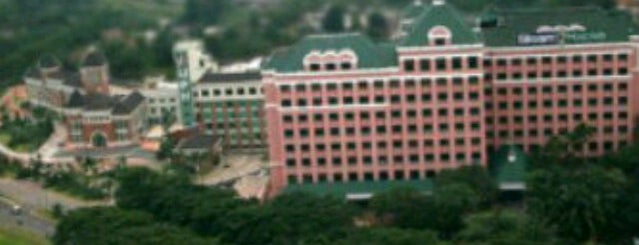 Siloam Hospitals is one of Hospitals.