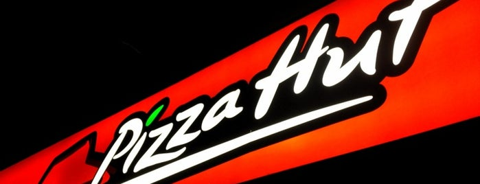 Pizza Hut is one of Meus Locais.