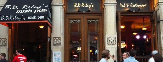 BD Riley's Irish Pub is one of Austin's Best Pubs - 2012.