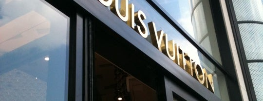 Louis Vuitton is one of Guide to Paris's best spots.
