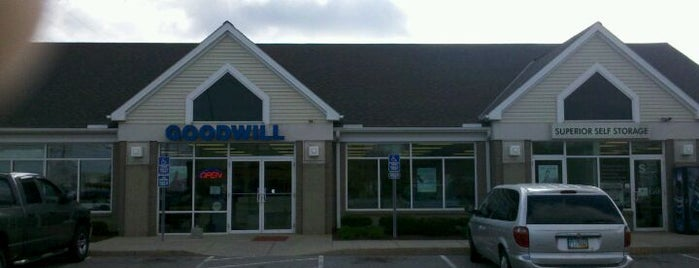 Top Ten Thrift Stores in Cleveland and NE Ohio