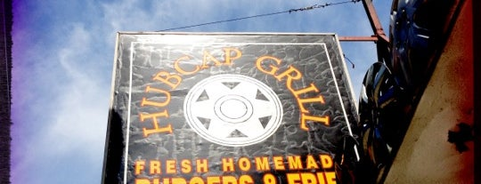 Hubcap Grill is one of Houston.