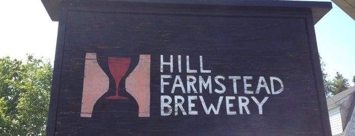 Hill Farmstead Brewery is one of Vermont breweries.