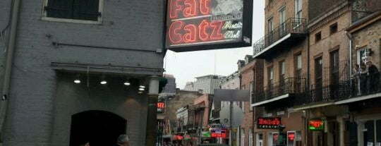 Fat Catz Music Club is one of Guide to New Orleans's best spots.