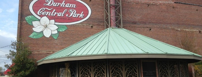 Durham Central Park is one of Must-visit Great Outdoors in Durham.