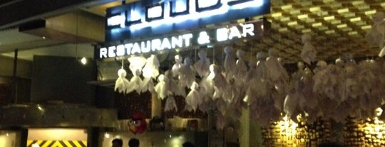 Clouds is one of All Bars & Clubs: TalkBangkok.com.