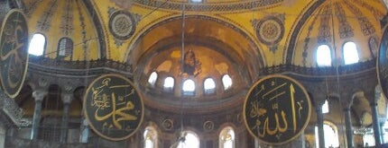 Hagia Sophia is one of Places To See Before I Die.