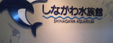 Shinagawa Aquarium is one of Favorite Arts & Entertainment.