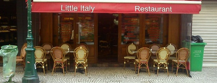 Little Italy Caffé is one of Paris.