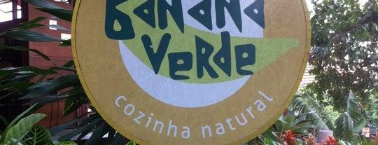 Banana Verde is one of São Paulo Vegan!.