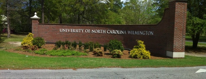University of North Carolina Wilmington is one of Gary's List.