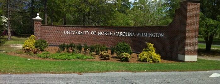 University of North Carolina Wilmington is one of Gary's List.