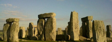 Stonehenge is one of Immersed English Activities.