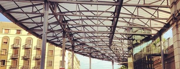 Milano Lambrate Railway Station is one of Linee S e Passante Ferroviario di Milano.