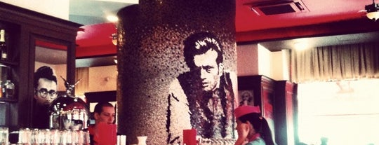 James Dean Prague is one of Praga 3 Dias.