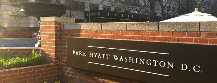 Park Hyatt Washington is one of Fav Hotels.