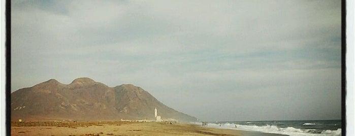 Playa de Las Salinas is one of Almería Playas.