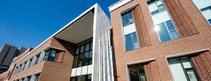Golkin Hall @ Penn Law is one of Penn Law Locations.
