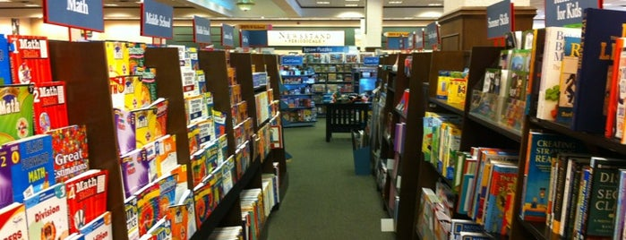 Barnes & Noble is one of Must-visit Coffee Shops in Oklahoma City.