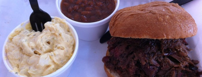 Bogart's Smokehouse is one of The best things we ate in 2012.