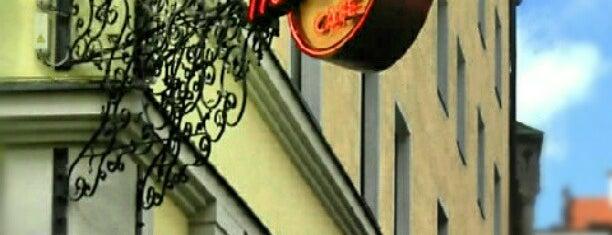 Hard Rock Cafe Munich is one of HARD ROCK CAFE'S.