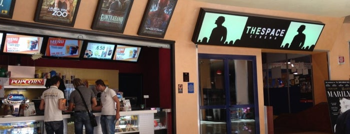 The Space Cinema is one of Discover Calabria - visit Lamezia Terme area.