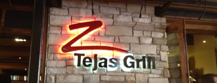 Z'Tejas Mexican Restaurant and Grill is one of Nick's Fav Places to Grub.