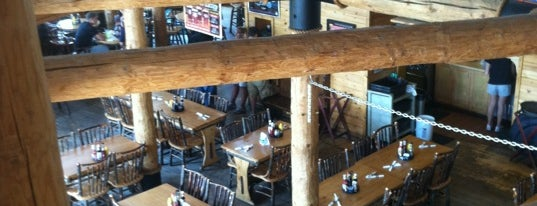Dixie Saloon Food & Spirits is one of Guide to Mackinaw City's best spots.
