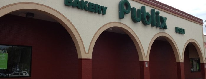 Publix is one of Orlando - Compras (Shopping).