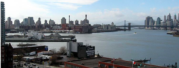 Wallabout Bay is one of NYC's Historic War Sites.
