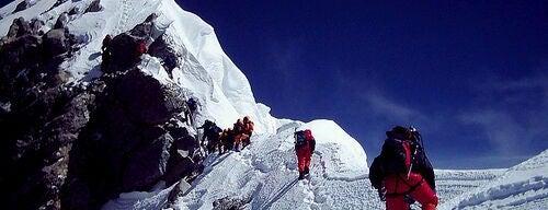 Mount Everest | Sagarmāthā is one of Places To See Before I Die.