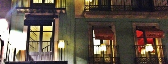 Banys Orientals Hotel Barcelona is one of 36 hours in...Barcelona.