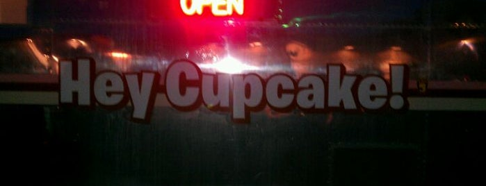 Hey Cupcake! Capital One Truck is one of Cupcakes in Austin.