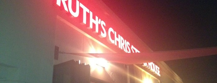Ruth's Chris Steak House is one of Good Eats.