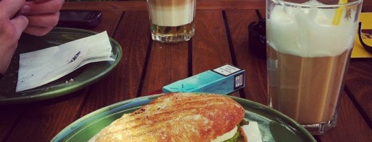 Bocadillo Café is one of Budapest Coffee Guide.