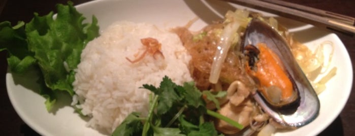 Glamorous is one of Asian Food.