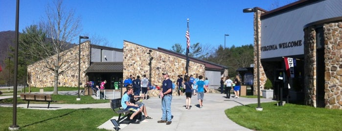 Rocky Gap Safety Rest Area / Welcome Center is one of Gary's List.