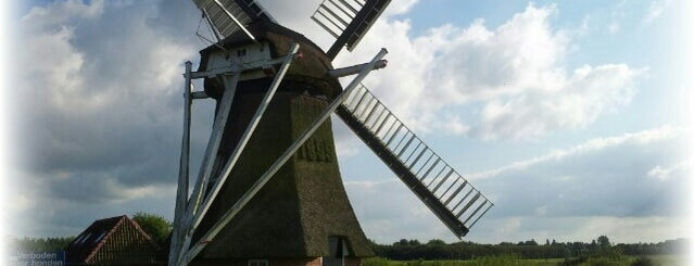 Noordermolen is one of Dutch Mills - North 1/2.