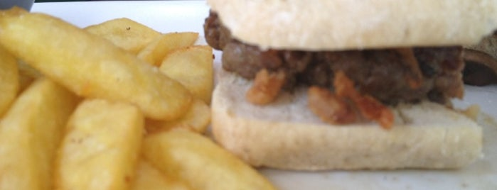 Brusters is one of los mejores sitios para comer en Alicante.