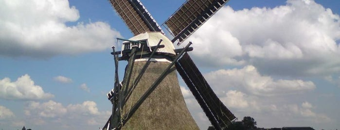 Molen Rispens is one of Dutch Mills - North 1/2.