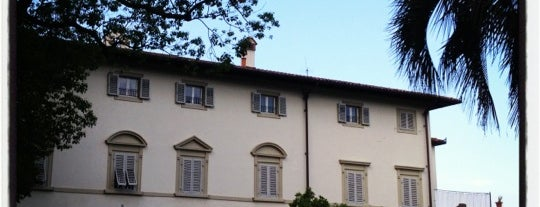 Villa Pitti Amerighi is one of We works with MoltoChic Marketing&C.