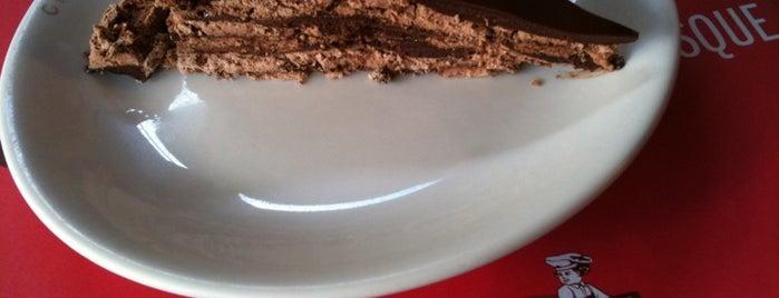 O Melhor Bolo de Chocolate do Mundo is one of Docerias/Sobremesas.