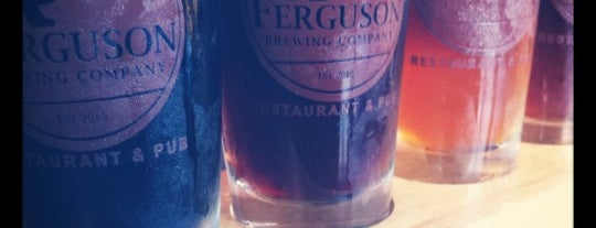 Ferguson Brewing Company is one of BEER!.