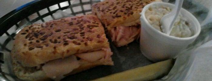 Artichoke Sandwich Bar is one of 40 Under 40 class of 2013 favorite lunch spots.