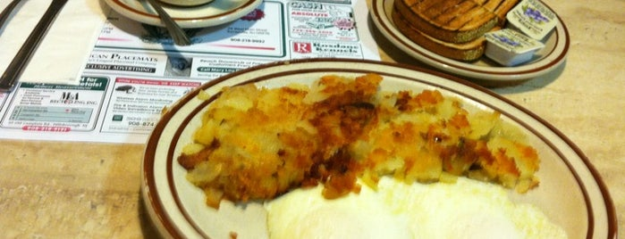 Phoenix Diner is one of The Best New Jersey Diners.