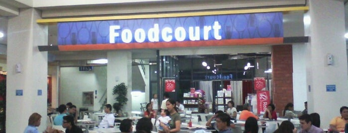 Robinsons Cybergate Foodcourt is one of FOODS ♥.