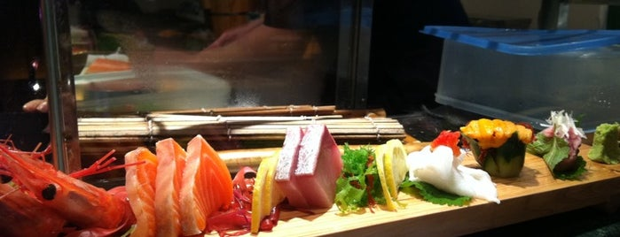 Etsu Sushi 悅鮨 is one of Japan Style日式.