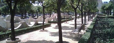 Jardines de Pedro Luis Alonso is one of 101 cosas que ver en Málaga antes de morir.